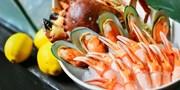 $238 -- 口碑之選!五星酒店 The Mira 滋味自助午餐 時令海鮮、美饌及甜點