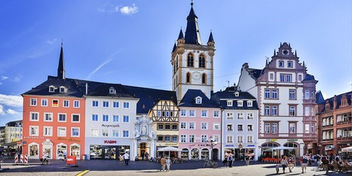 99 € -- Designhotel in Trier nahe der Porta Nigra, -45%