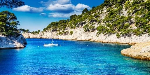 899 € -- Mittelmeerkreuzfahrt auf Megaschiff mit Flug, -580€