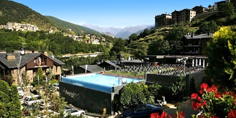 99€ -- Andorre : 2 nuits en Suite 4* avec Spa, -48%