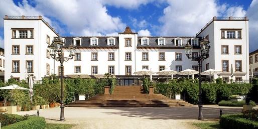 144 € -- Luxustage im Kempinski-Schloss am Rhein, -58%