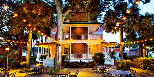 Travelzoo Deal: $109 -- South Carolina: Romantic Beaufort Inn, 40% Off