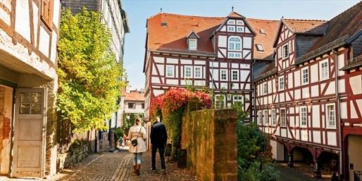 99 € -- Marburg: 3 Tage mit Menü & Schlossbesichtigung, -43%