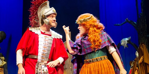 £12 & up -- West End: 'Horrible Histories' Live Show