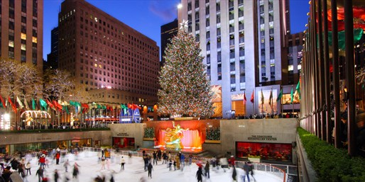 749 € -- Weihnachtsshopping in New York mit Flug, -200€