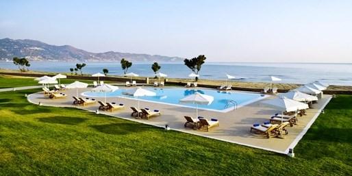 ab 1099 € -- Kreta: Club-Kombination mit Robinson inkl. Flug