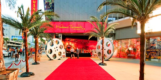 $37 -- LA Madame Tussauds: Tickets & Extras for 2, Reg. $85