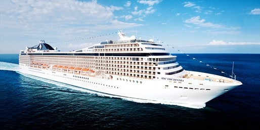 £599 -- Med Cruise inc Balcony Upgrade & Free Child Place