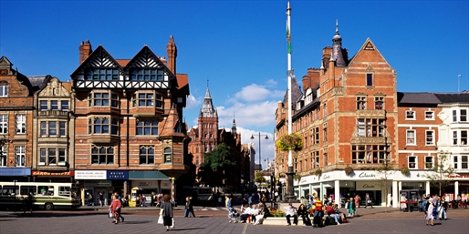 £29 -- Nottingham Hotel Stay inc Breakfast, Save 51%