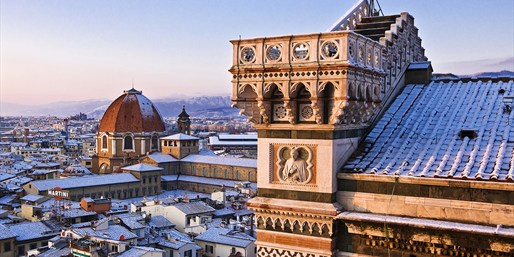 £169 -- Deluxe Florence City Break w/Flights & Upgrade