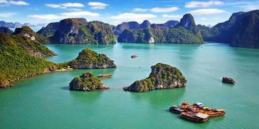 £999pp -- Vietnam 10-Night Holiday w/Flights, Tours & Cruise