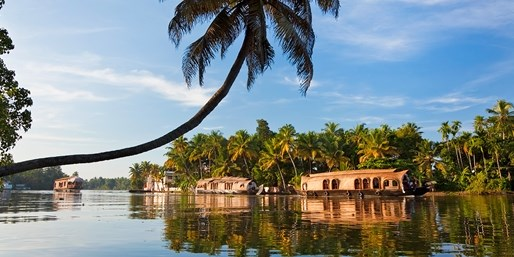£1199pp -- India: Private Kerala Tour w/Flights & Excursions