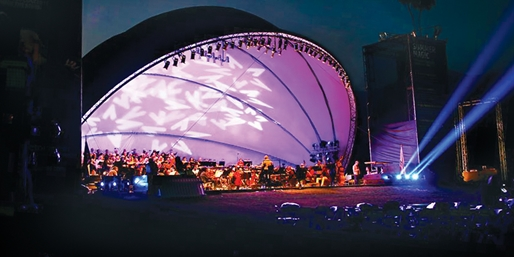 California Philharmonic at Santa Anita Race Track, 45% Off