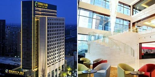 ¥799 -- 深秋亲子!上海南桥逸东华酒店 1 晚 升套房 家庭早晚自助餐+门票+迷你吧