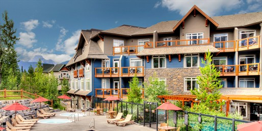 $199 -- Rockies: Canmore 2-Night Suite Stay, Reg. $338