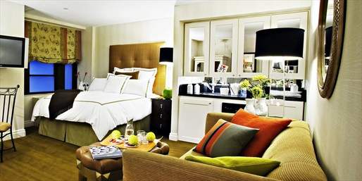 $199 -- NYC 4-Star Midtown Hotel Suite w/Extras, 55% Off