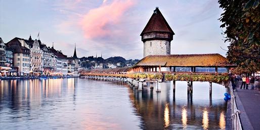 Lucerna, Suiza
