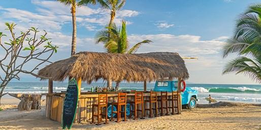 $300 & up: New W Punta de Mita Resort through October