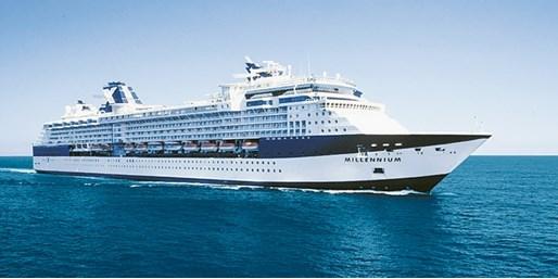 1865 € -- Asien-Cruise: 15 Tage mit Balkon & Getränken, -40%