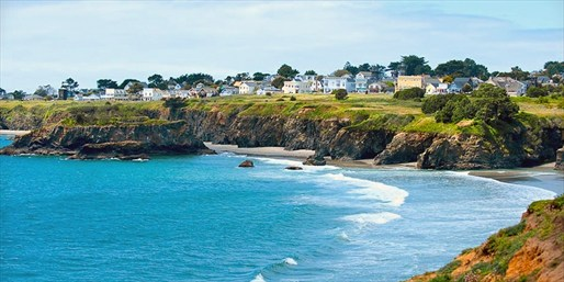 Travelzoo Deal: $199 -- Coastal Mendocino 2-Night Retreat, Reg. $879
