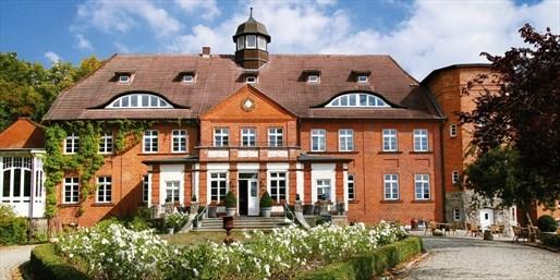 109 € -- Schlosstage bei Schwerin mit Dinner, -56%
