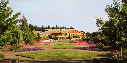Travelzoo Deal: $199 -- Willamette Valley 2-Night Escape incl. Dinner & Spa