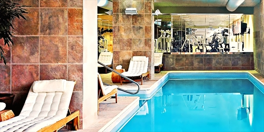 $59 -- 4-Diamond Loews: Spa & Pool Day, 46% Off