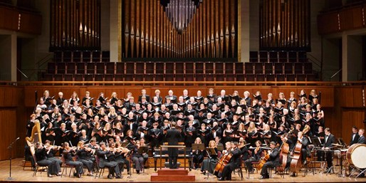 $13 -- National Festival Chorus at Kennedy Center, Reg. $49