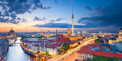 Travelzoo Deal: $85 -- Hip Berlin Escape for 2 in Summer, Reg. $152