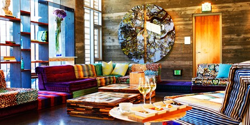Sonoma: Eco-Chic Healdsburg Hotel, 50% Off, From $199