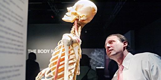 $17 -- 'BODIES' Exhibition at Atlantic Station