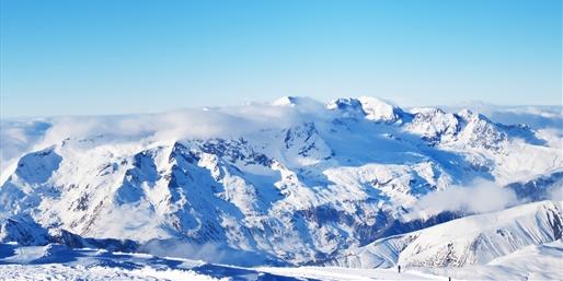 Estación de esquí de Les Deux Alpes
