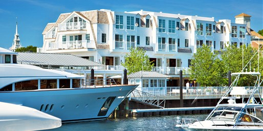 $449 -- Newport: Luxury 2-Night Waterfront Escape, Reg. $802