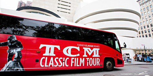 $30 -- NYC: TCM Classic Film Sites Bus Tour, Reg. $51