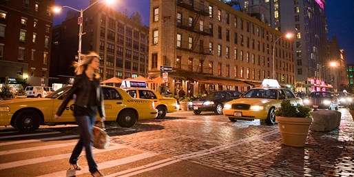 $39 -- NYC: 'Sex and the City' Hot Spots Bus Tour, Reg. $49