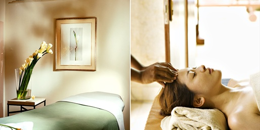 $99 -- Spa at the Crescent: Luxe 50-Minute Organic Facial