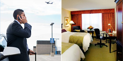 $85 -- Toronto Airport Hotel w/15 Days Parking
