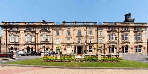 £89 -- Harrogate City Break w/B'fast & Wine, Was £230