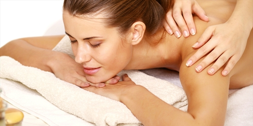 $45 & up -- Union Square: Massage or Facial, Save 50%