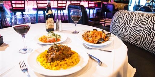 Avanti: Classic Italian Lunch or Dinner for 2, Half Off