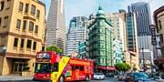 $18 -- Double-Decker Bus Tour of San Francisco, Reg. $33