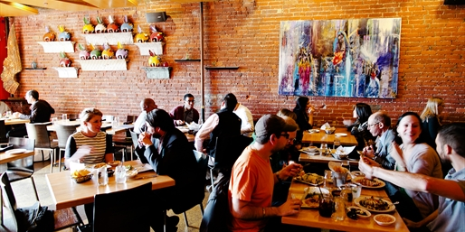 $49 -- Zocalo Back Bay: Dinner & Margaritas for 2, Reg. $83