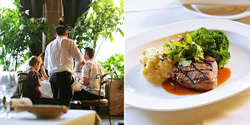 $59 -- Brio: Alfresco 5-Course Dinner for 2, Reg. $132