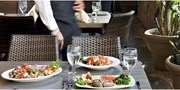 $59 -- Brio: Alfresco 5-Course Dinner for 2, 55% Off