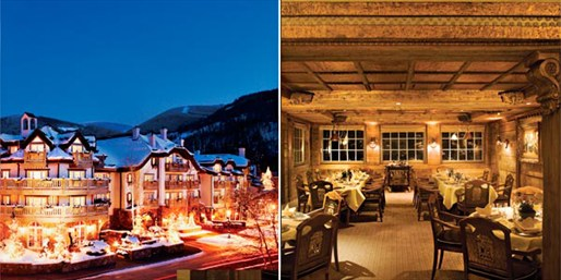 $59 -- Sonnenalp Vail: Dinner for 2 thru Ski Season, 50% Off