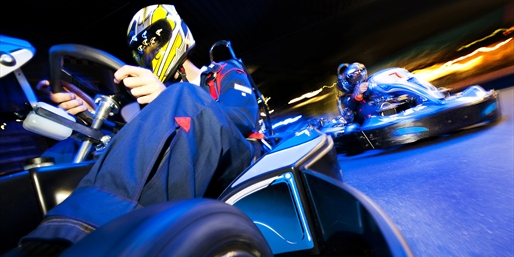 $39 -- -- High-Speed Go-Kart Racing for 2, Reg. $100