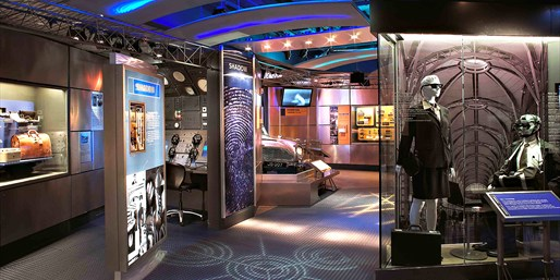 $15 -- Spy Museum incl. 'James Bond' Exhibit, Reg. $22