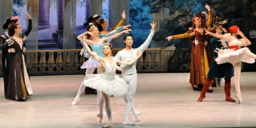 $12 -- 'Sleeping Beauty' or 'Don Quixote' Ballets, Half Off