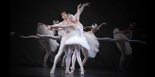 $15 -- 'Swan Lake' Ballet at Lehman Center, Reg. $25
