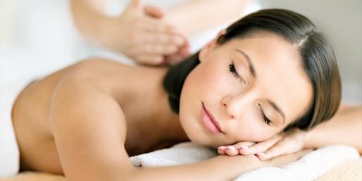 $79 -- Massage & Facial at Top-Rated Spa, Save 45%